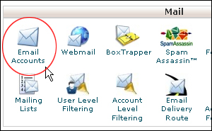 Set Up Email Accounts